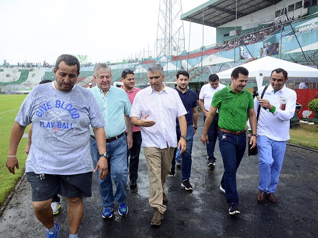 Se unen por la seguridad del estadio el diario ecuador for Noticias del ministerio de seguridad