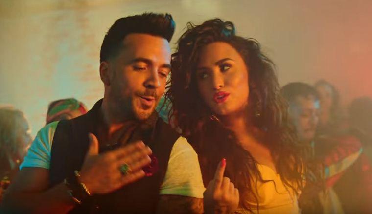 Fonsi y Demi Lovato versionan en inglés su éxito conjunto 'Échame la culpa'