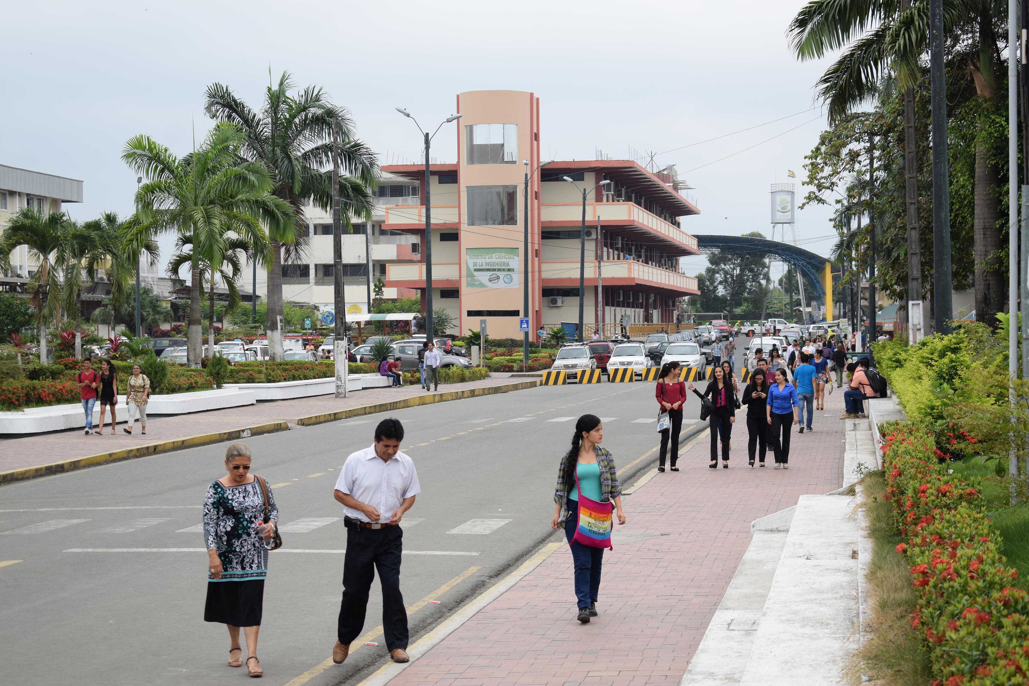 Universidad Técnica de Quevedo busca la categoría ''A''