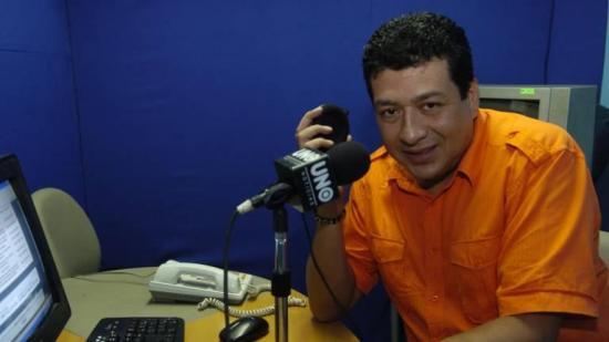 Muere en Quito el locutor Gabriel Eljuri