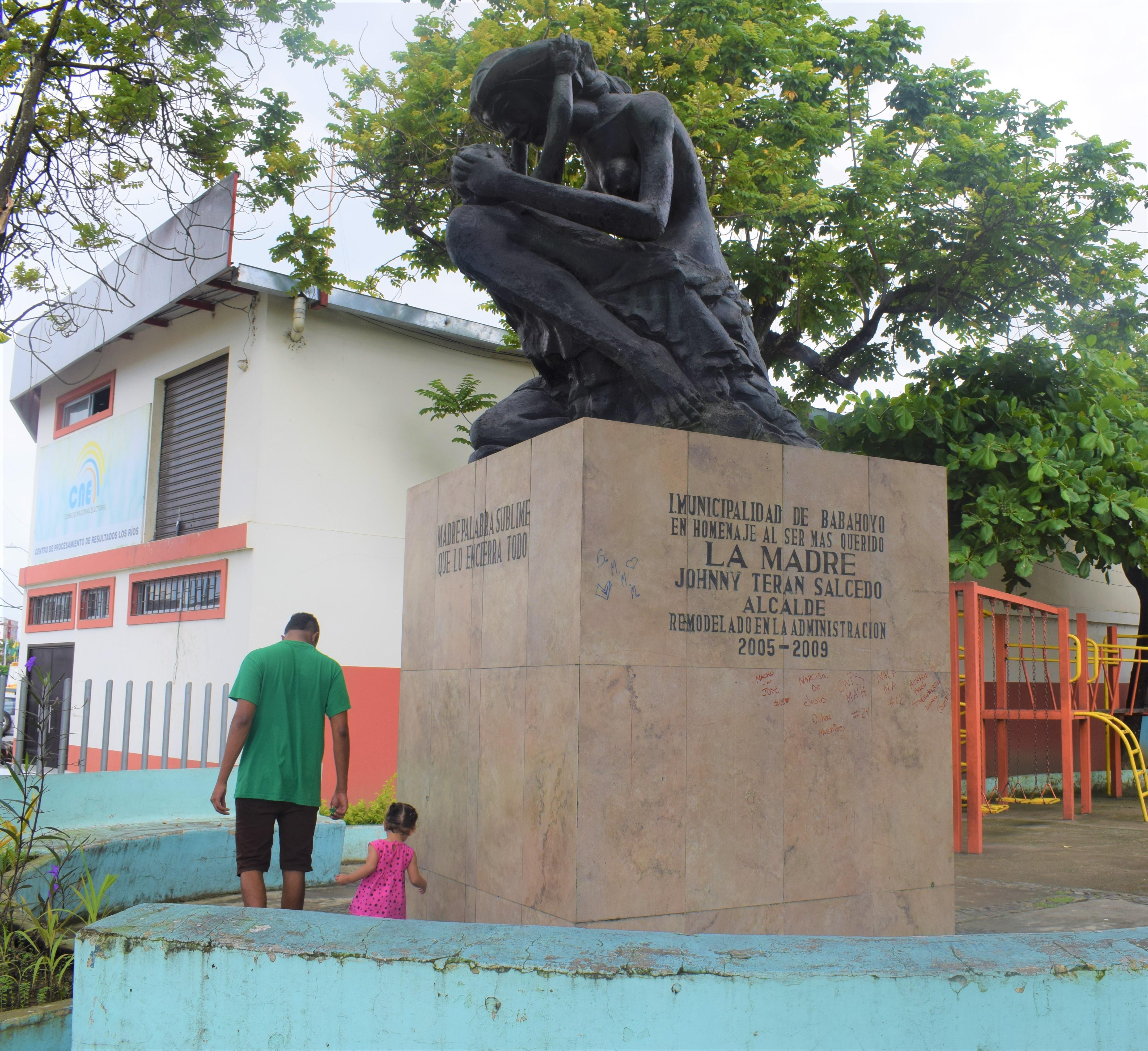 Monumentos descuidados