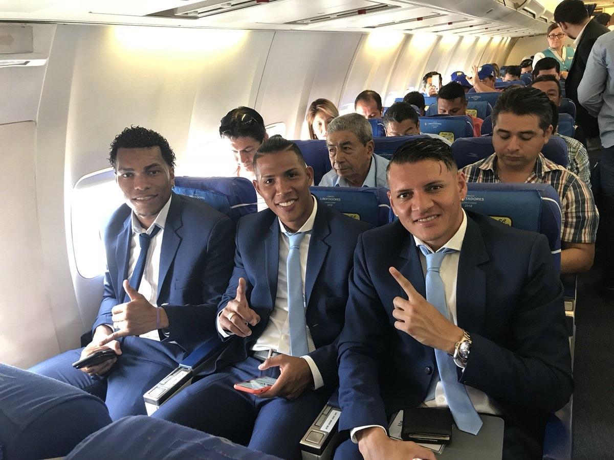 En mal momento y con dos bajas, Delfín viaja a Colombia para medirse al Atlético Nacional