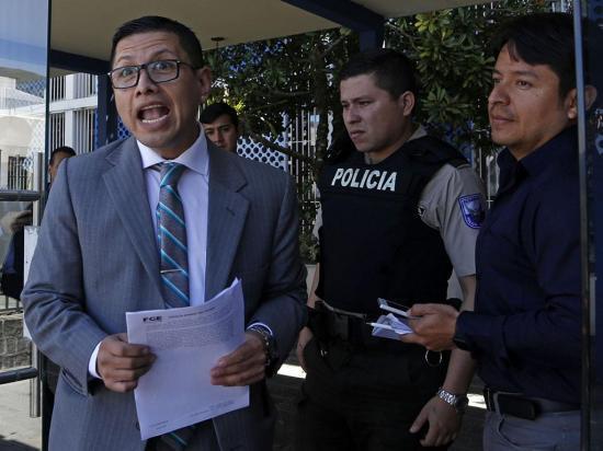 Empresario es indultado por Fiscalía