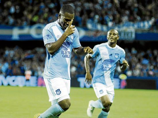 Emelec se enfoca en la Copa Libertadores