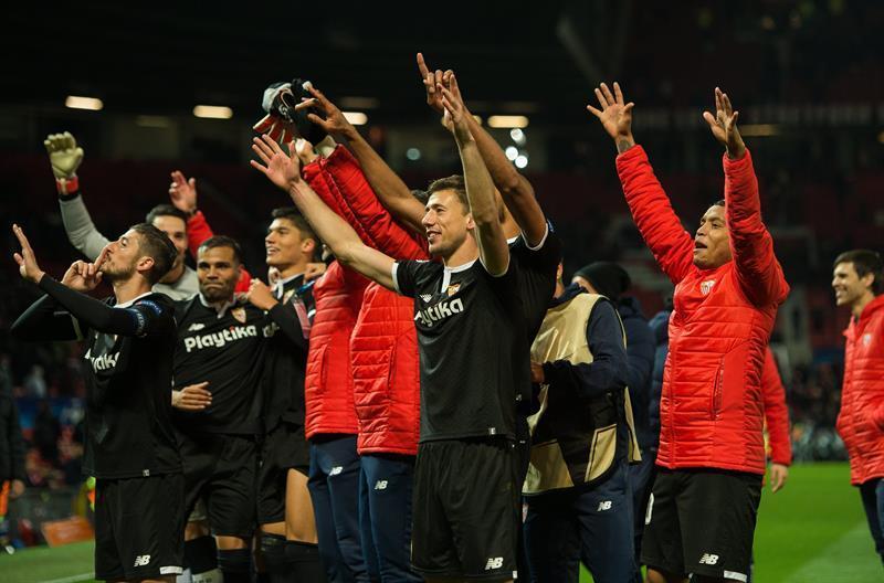 El Sevilla se mete 60 años después en cuartos del máximo torneo continental