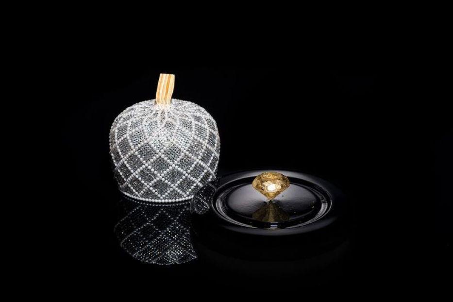 Un bombón portugués elaborado con oro es el más caro del mundo y vale más de 7 mil dólares