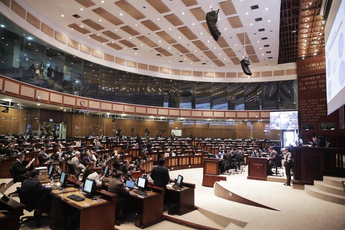 La Asamblea de Ecuador aprueba Ley que busca el desarrollo de la Amazonía