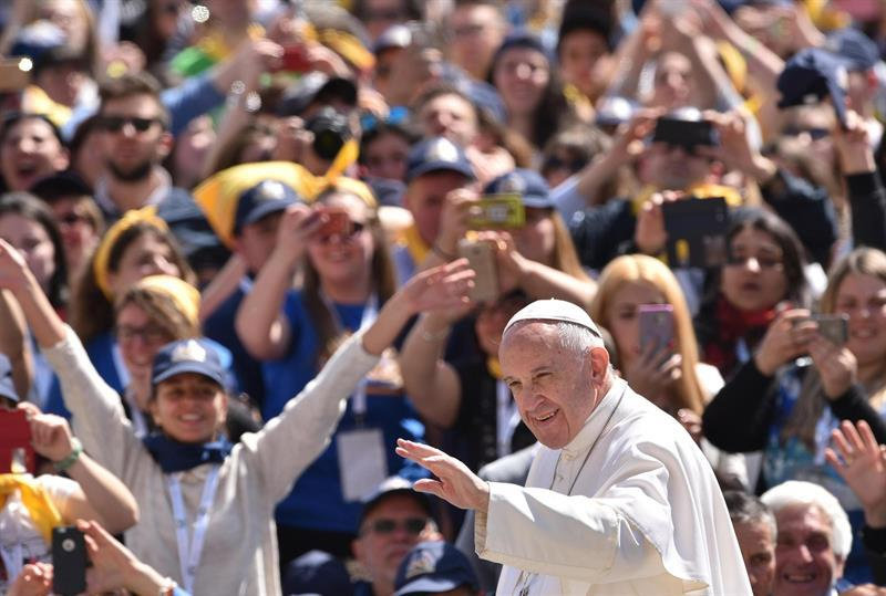 Francisco, el papa conciliador que cumple 5 años al frente a la Iglesia Católica