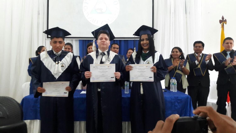 La promoción 23 se graduó