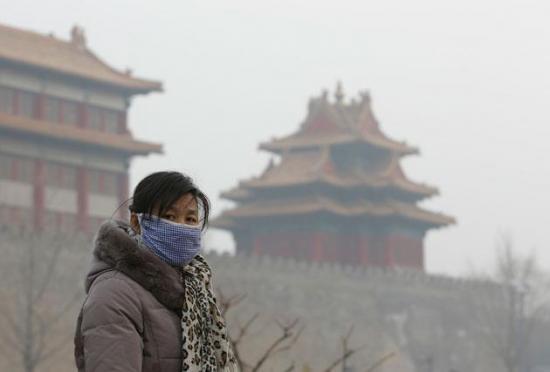 China es considerado como el país más contaminante del mundo