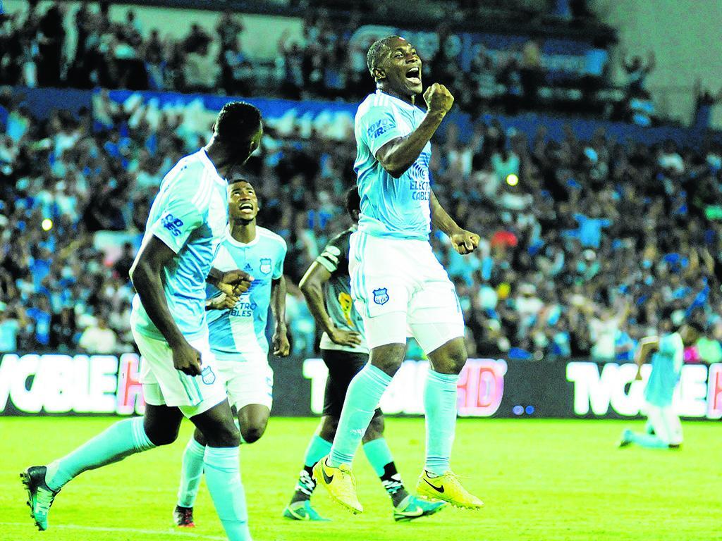 Emelec quiere seguir invicto en Copa Libertadores