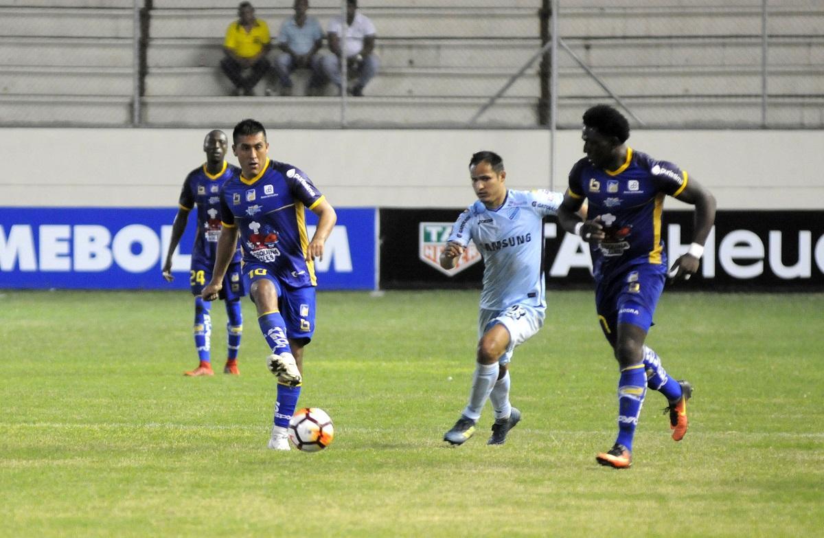 Delfín SC va por la hazaña en Medellín ante Atlético Nacional