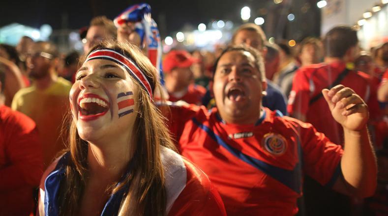 Costa Rica es el país ''más feliz'' de Latinoamérica, Ecuador está en el puesto 48