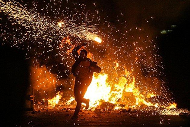 Cuatro muertos y cerca de 1.800 heridos durante la ''fiesta del fuego'' en Irán