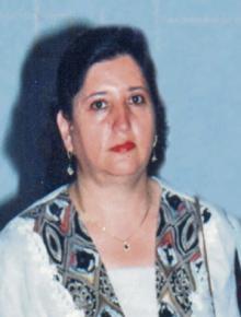 FANNY ROSARIO PAREDES ALMEIDA