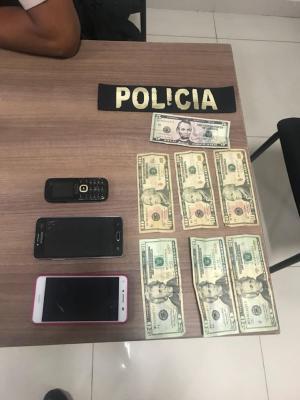 El GOM detiene a dos presuntos ladrones