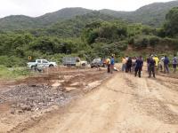 Habitantes de Sancán piden atención de autoridades con cierre de cantera