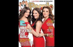 People celebra con las '25 mujeres más poderosas' del mundo hispano