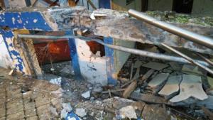 Esmeraldas: Detonan un artefacto explosivo en el retén naval de Borbón