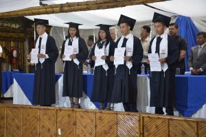47 estudiantes se graduaron