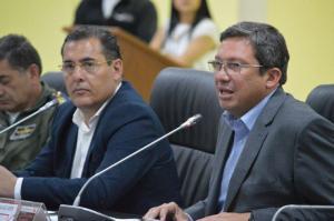 Cinco detenidos y 20 allanamientos en Esmeraldas, tras operativo que coincide con explosión