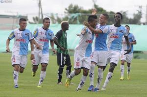 Manta FC empata 1-1 con Santa Rita y suma su primer punto