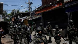 Cuatro muertos en nuevo tiroteo en Río tras un mes de intervención militar