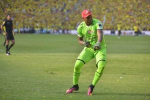 Máximo Banguera será una baja en el partido contra El Nacional