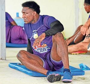 Delfin SC jugará sin ''La Tuka'' Ordoñez