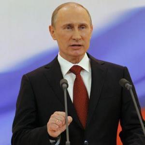 Rusia: Vladímir Putin es reelegido como presidente con mayoría de votos