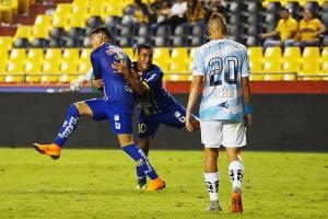 Delfín SC vence a Guayaquil City por 0-1 y logra su primera victoria de este 2018