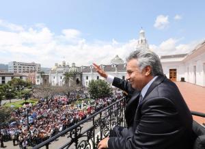 El presidente Lenín Moreno celebra hoy su cumpleaños número 65