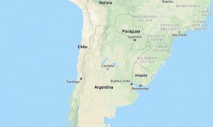 Temblor de magnitud 5 en Argentina se sintió en tres regiones de Chile