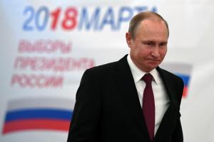 Vladimir Putín es el segundo político con más tiempo en el poder en Rusia