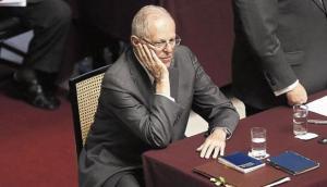 Kuczynski anuncia oficialmente su renuncia por 'clima de ingobernabilidad'