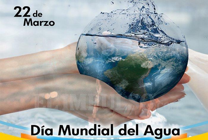 Hoy se celebra el d a mundial del agua diario el r o for Noticias del espectaculo internacional hoy