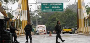 Ecuador y Colombia se reunirán mañana en Tulcán para tratar sobre atentados