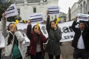 Periodistas América Latina piden salvaguardar integridad de colegas secuestrados