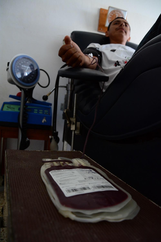 Realizan campaña para donar sangre, en Manta