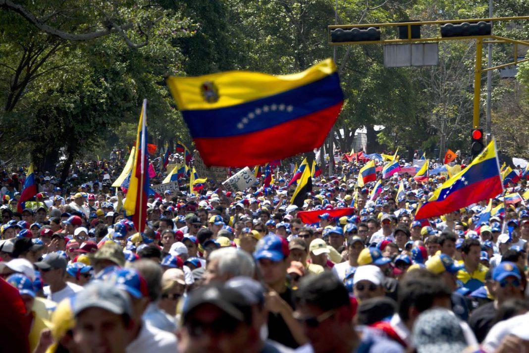 Venezuela: Al menos 728 protestas se registraron en el mes de marzo, según opositor