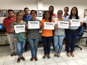 Redacción de Ediasa Manta se une al pedido de libertad de los tres periodistas de diario El Comercio secuestrados