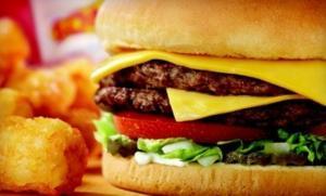 Una hamburguesa que es saludable y ayuda al medio ambiente