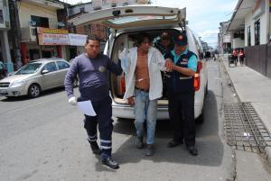 Cinco detenidos en operativo