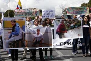 Gobierno confirma asesinato de periodistas y anuncia inicio de acciones militares