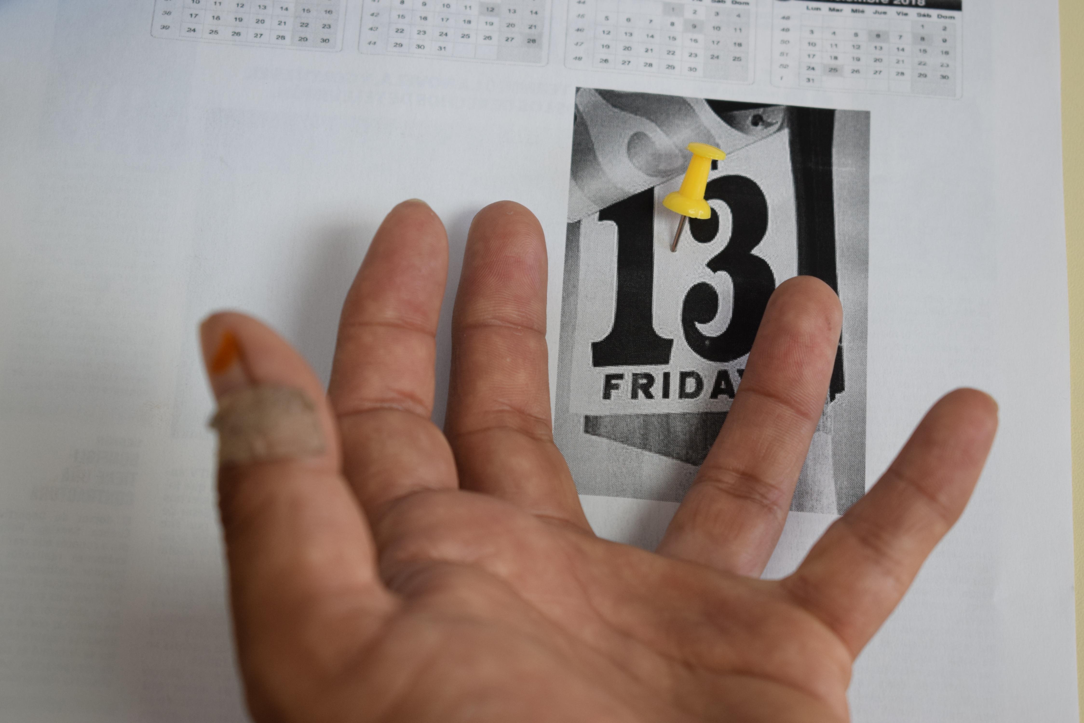Viernes 13, ¿día de mala suerte?