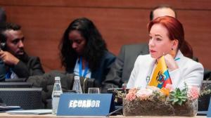 Cancilleres de Colombia y Ecuador en contacto permanente por periodistas