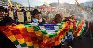 Acciones en frontera por secuestrados ecuatorianos preocupan a la Conaie