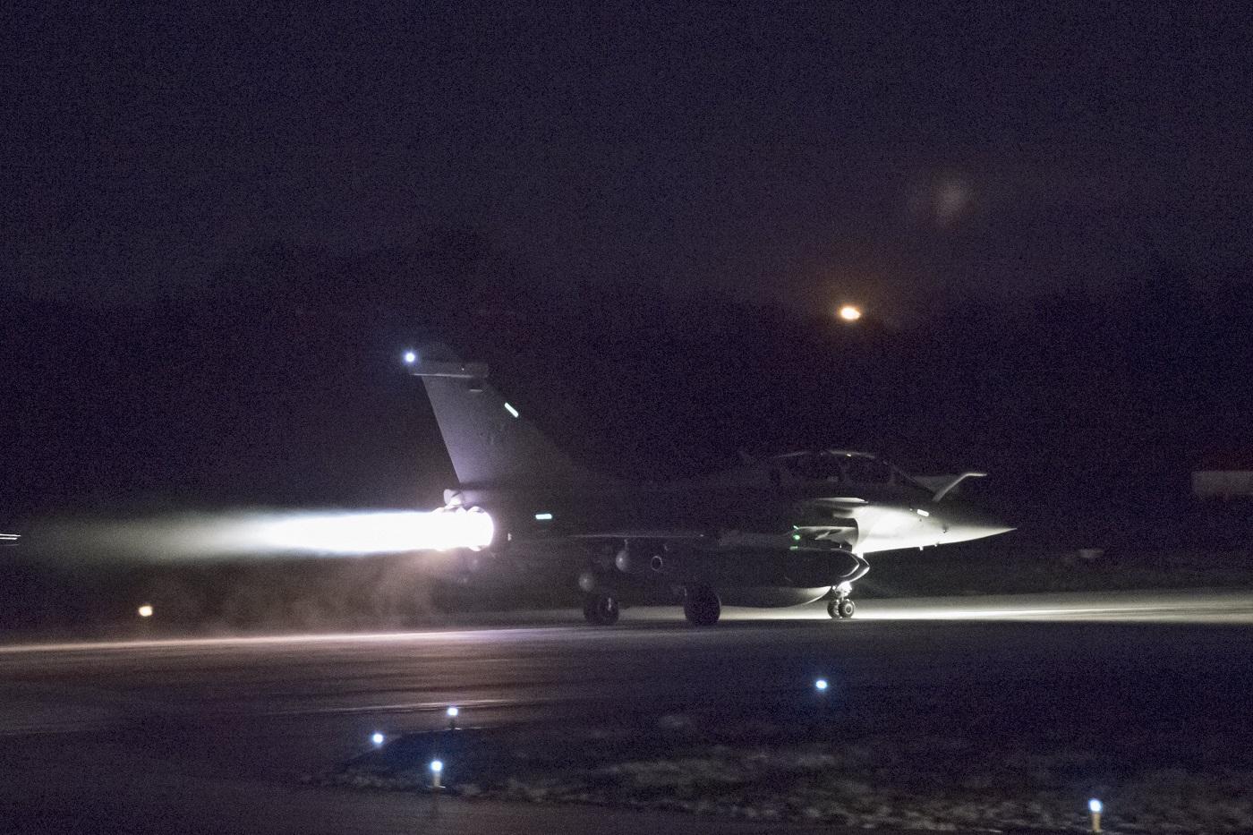 EEUU dice haber 'cercenado' la capacidad Siria de usar armas químicas