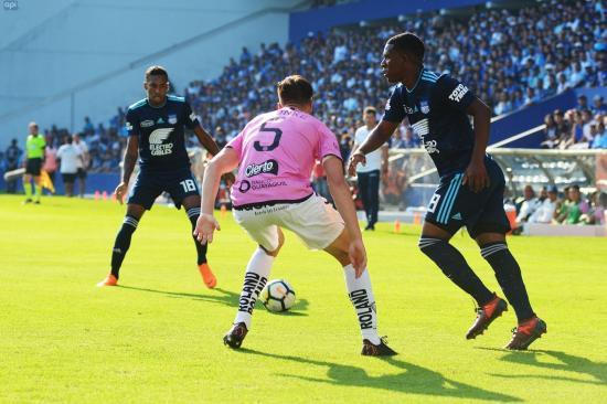 Emelec se reencuentra con la victoria y gana 2-1 a Independiente del Valle (Finalizado)