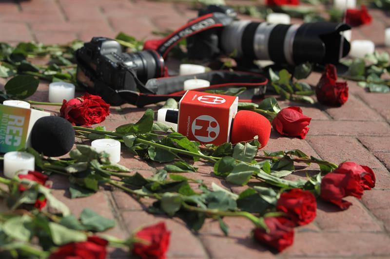 Cruz Roja intermediará en recuperación de cuerpos de periodistas asesinados